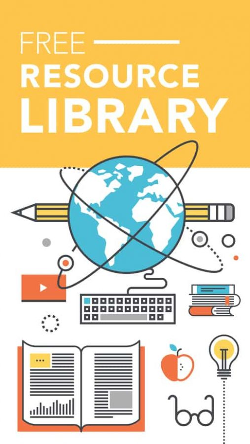 Free resource library for technology teachers, media specialists, and tech coaches