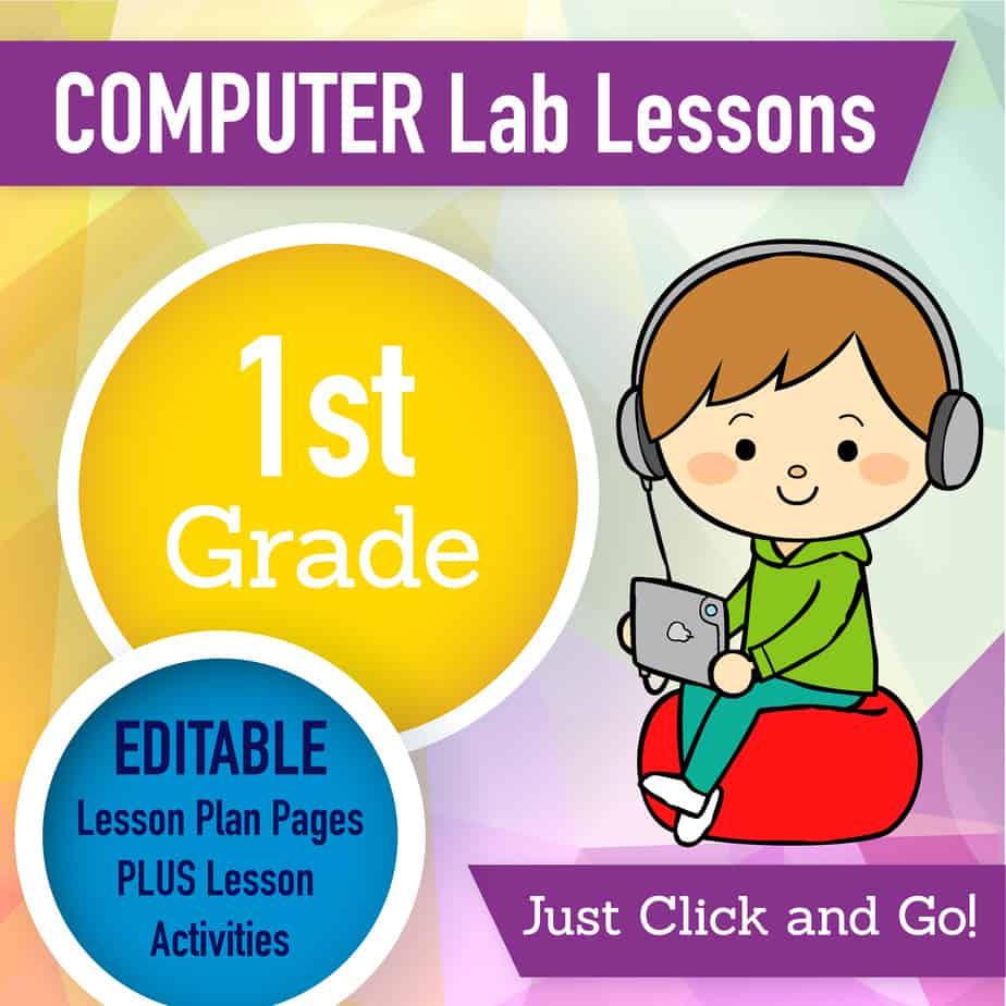 1st Grade Tech Curriculum - Technology Curriculum
