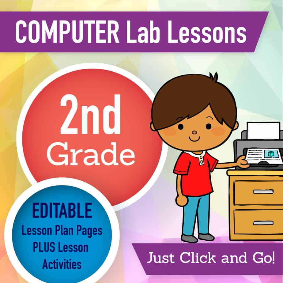 2nd Grade Tech Lesson Plans - Technology Curriculum