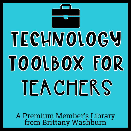 Technology Toolbox for Teachers